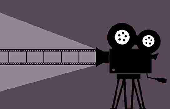 映画、ドラマ、カメラ