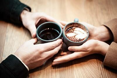 デートでコーヒー