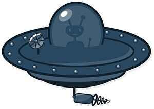 進化した宇宙船