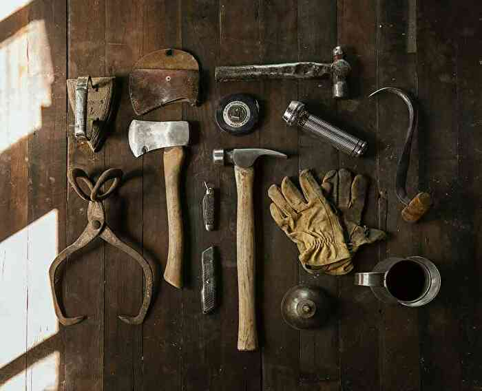 いろいろな道具