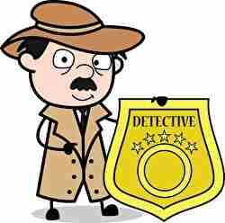 刑事、探偵