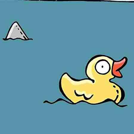 アヒルとサメ
