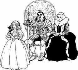 王様、貴族