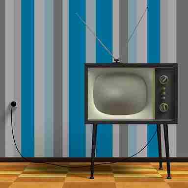 テレビ、昔