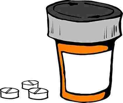 処方された薬