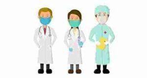 医者、看護師