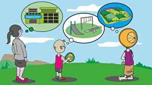 子ども、開発、成長、想像、アイデア